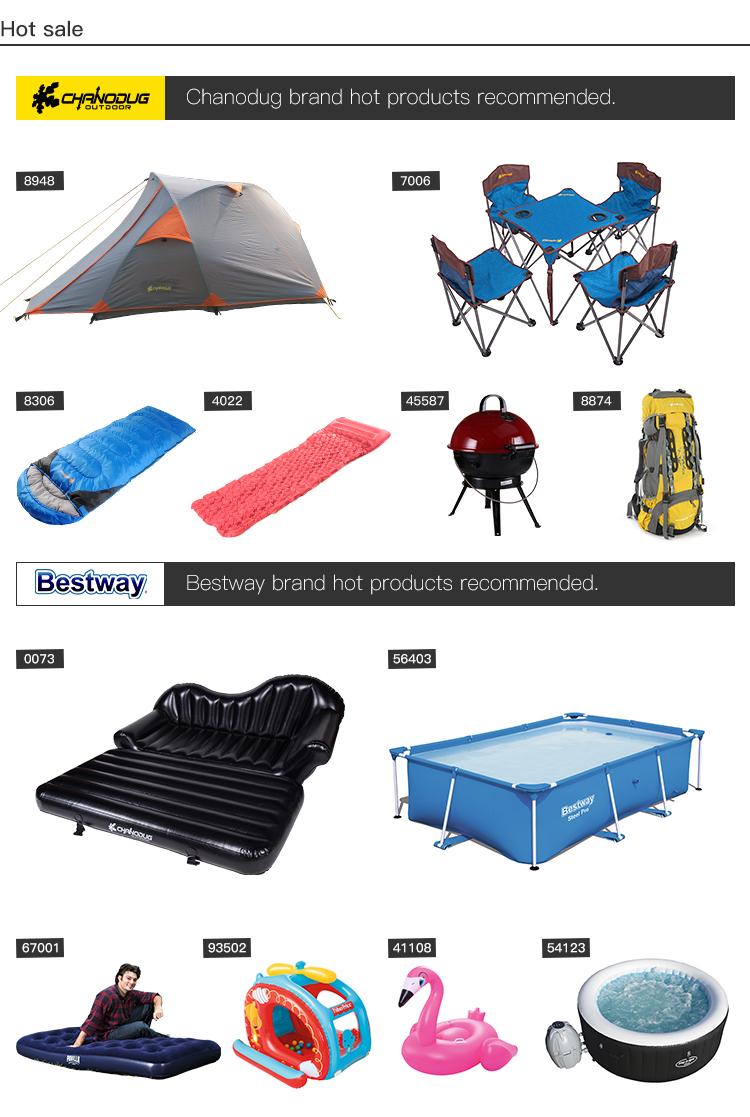 Facile À Construire Tente Portatif Extérieur Pratique Famille Tente de Camping Pour Le Camping