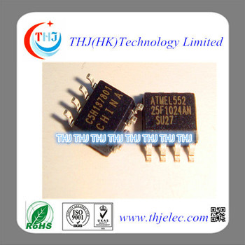 High Speed Spi Serial Flash Memory 1m At25f1024an-10su-2 7 - Buy  Eeprom,Integrated Circuits Electronic Components Semiconductor,I2c Flash  Memory