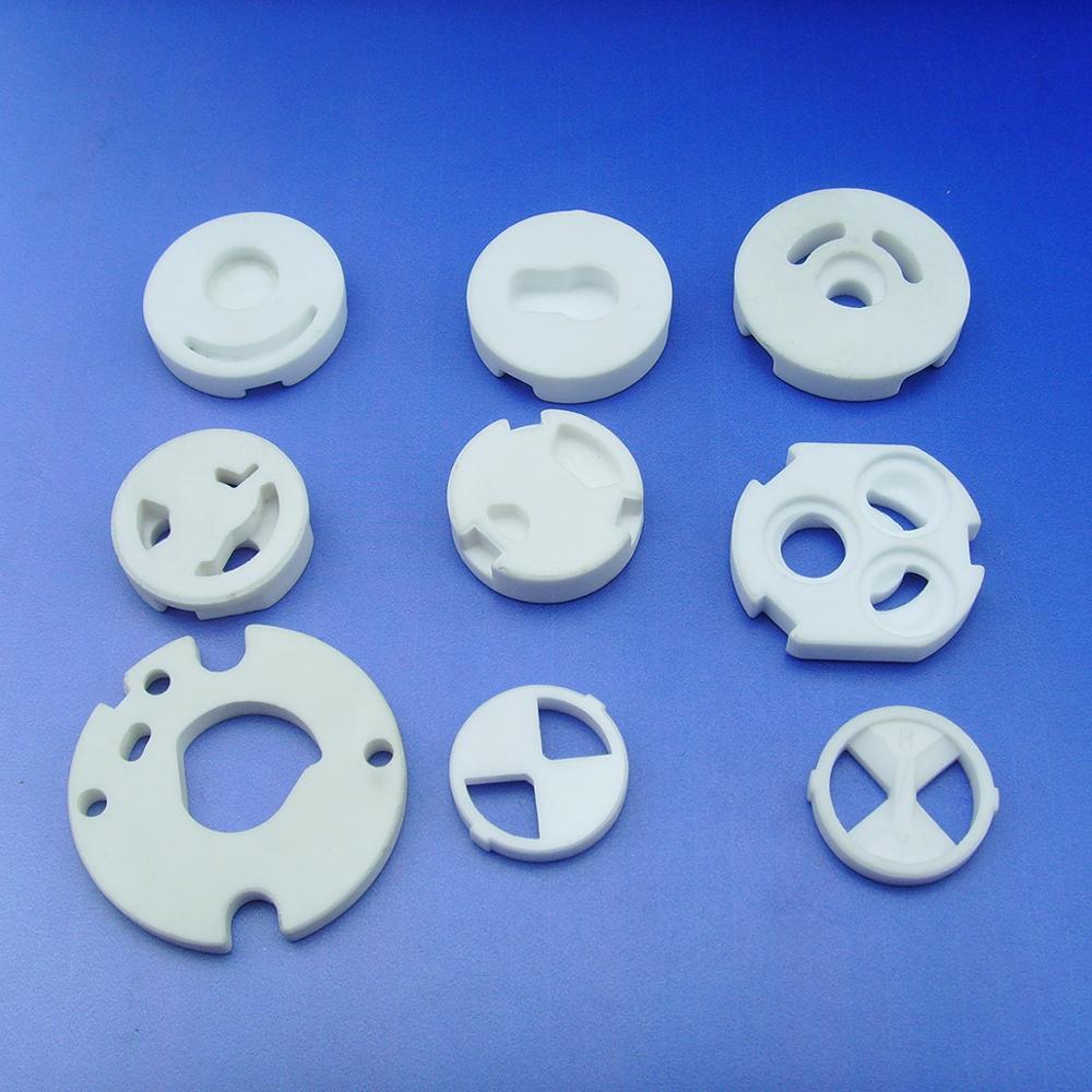 Кран Керамический дисковый масляный клапан газовый клапан керамический ушко направляющая