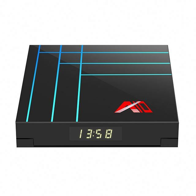 Prezzo di fabbrica Wifi A10 Tv Box 4 Gb 32 Gb 4 K Android Set Top Box