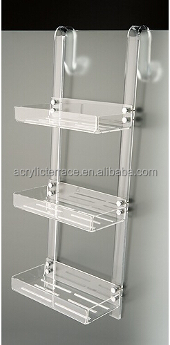 Acrylic Color Shower Caddy Buy Laser Cut Wall Hanging