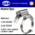 stainless steel worm gear type 160mm hose clamp