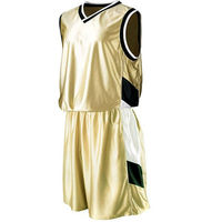 Sublimation men's basketball uniforms for youth team