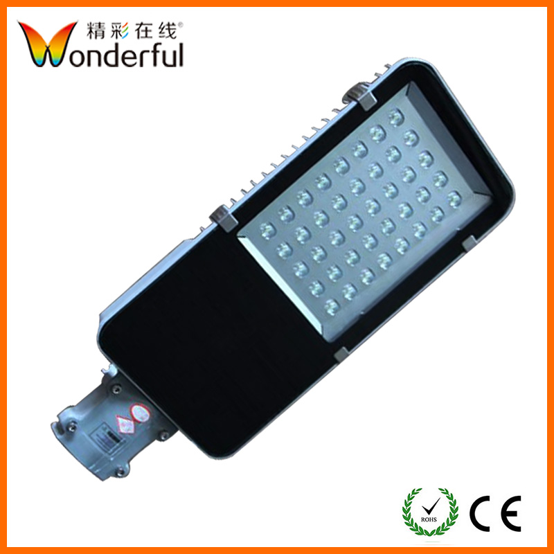certified power supply 80W economic led street light with China supplier