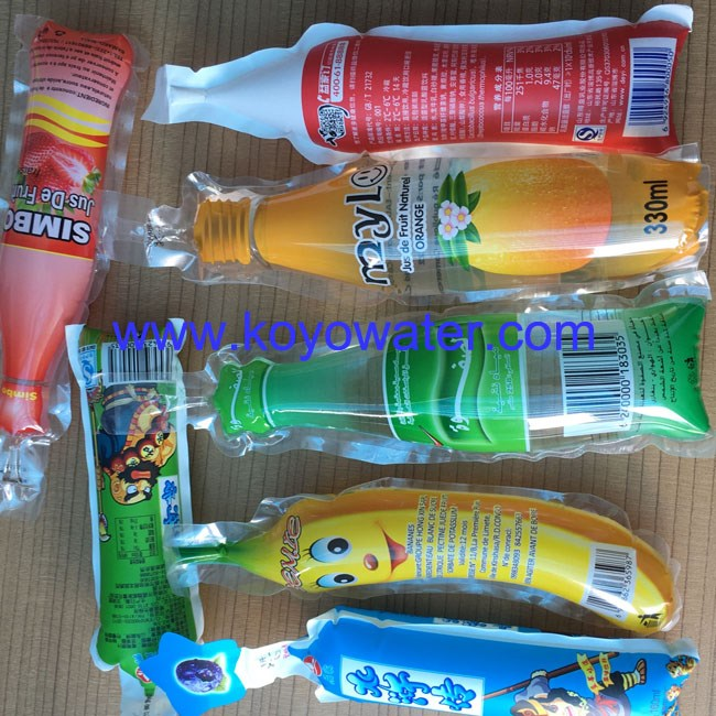 plastic bag/pouch/tube/sachet filling sealing packaging machine for jelly/juice/milk/yoghurt/yogurt/mineral water