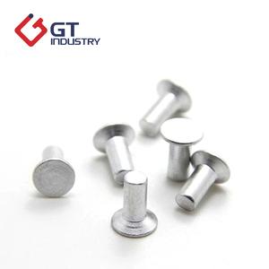 Countersunk Aluminium Solid Rivets, Countersunk Aluminium