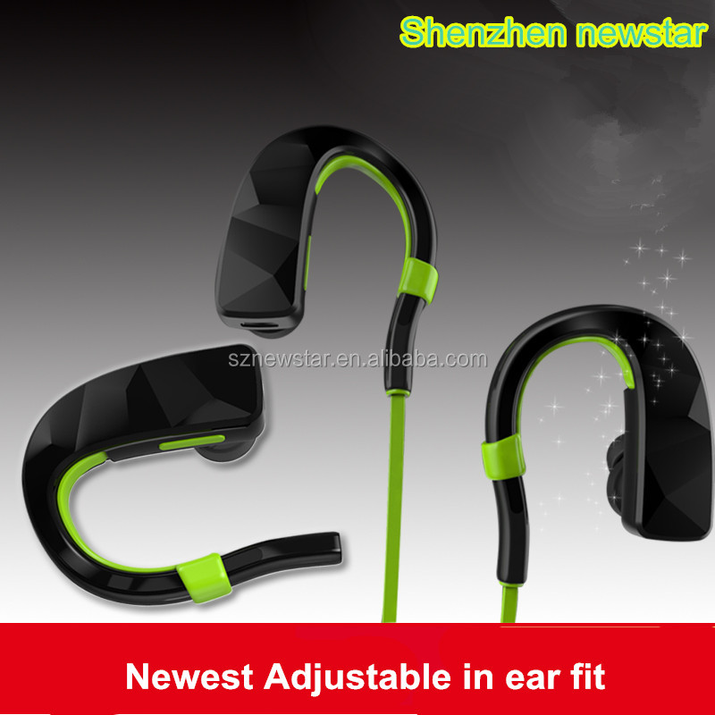 Shenzhen newstar Hands free Headphones Earphone for Cellphone with retail box package