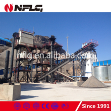 China supplier sand production line with good quality and low price