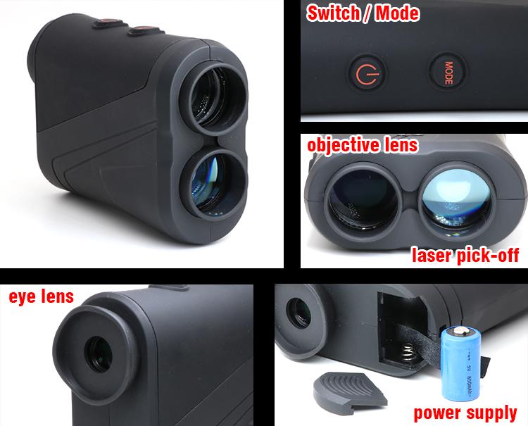 Entfernungsmesser Jagd Winkel : Fern winkel höhe geschwindigkeit golf laser entfernungsmesser