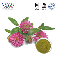 factory price herbal plant red clover extract