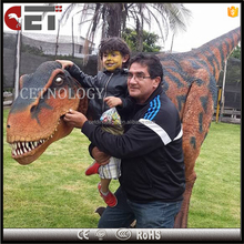Cet-A-1668 robot costume realistic t rex costume walking animatronic dinosaur suit for adult