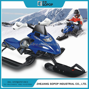 hot sale plastic snow ski scooter for kids