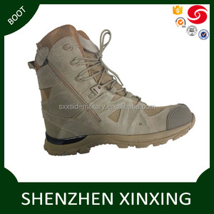 oxford fabric rubber sole army desert boots usmc navy style tactical military army shoes Outdoor combat style boots