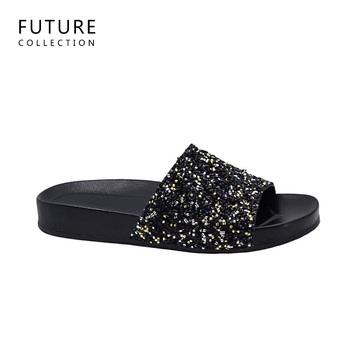 e5728eadcbdebb women's slipper new for 2018 wholesale fancy ladies chappal picture schoenen