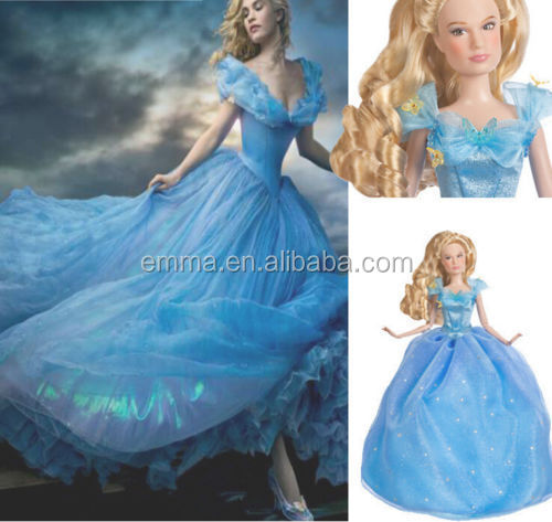 Cinderella Wedding Dress for Girls