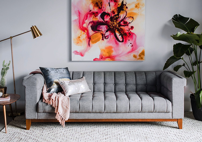 Tremendous Buy Brent Park Midcentury Modern Sofa Mid Century Pabps2019 Chair Design Images Pabps2019Com