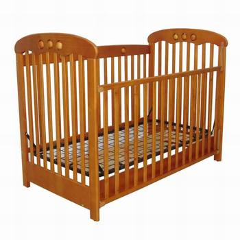 3 in 1 custom foldable wooden baby crib/baby cot