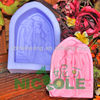 zibo factory R1053 zibo nicole handmade crafts wedding cheap silicone soap mold flower silicone molds for soap