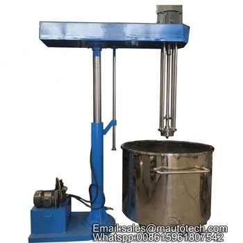 Factory Directly Sale mixing tank silverson high shear mixer