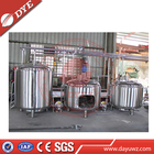 Stainless Steel Beer Mashing equipment mash tun lauter tun