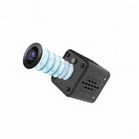 New! super mini 1080P Body Worn IP Camera WiFi Live Streaming Remote View By APP Wearable camera