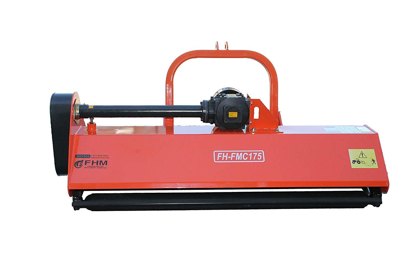 Farmer-Helper 57″ Commercial Centered Flail Mower, FH-FMC145