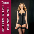 Hot Sale Colorful femme Latex serre - taille Corsets gros gilet caoutchouc baskets Latex Corset taille baskets