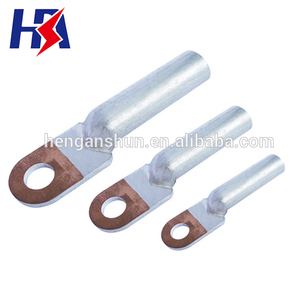 DTL-1-10 copper aluminium electrical terminal block connection lugs
