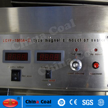 LGYF-1500A-II Continuous Electromagnetic Induction Sealer/continuous induction sealing machine