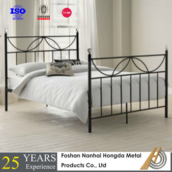 korean bed frame with crystal