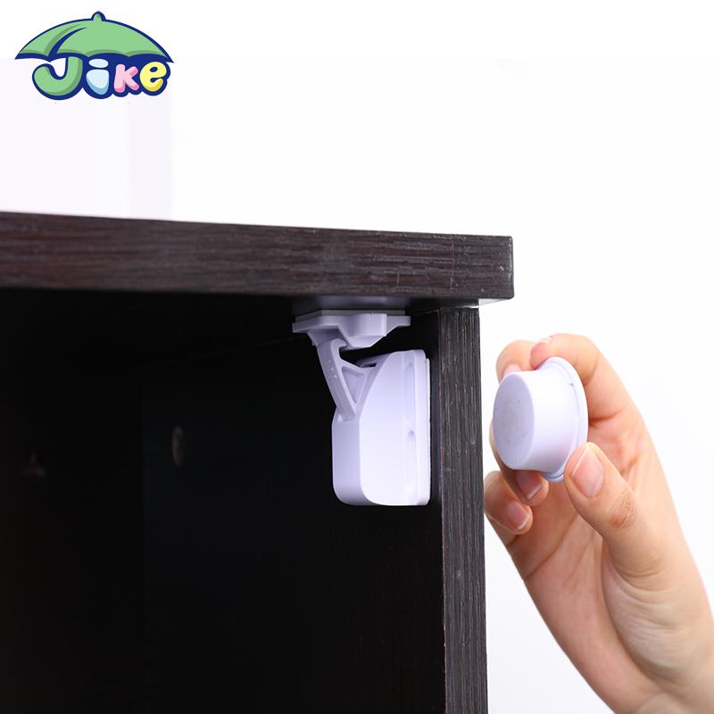 Oem Acceptable Magnetic Cabinet Door Locks Child Safety