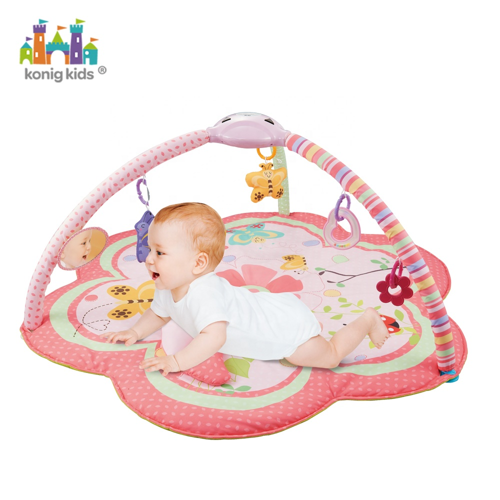 Indoor Soft Play Gym Multifunctional Babi Play Gym Toy Folding Baby Activity Gym