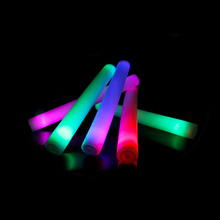 Hot sell new style party concert event light LED foam glow stick