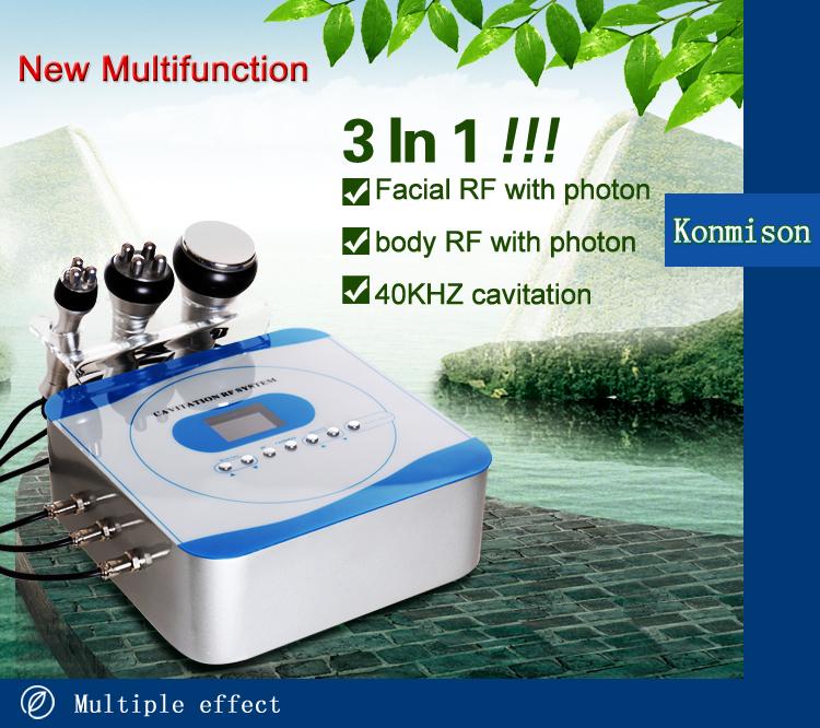 Technology cavitation rf slimming weight loss slimming beauty equipment