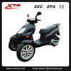 China safe gas three wheel scooter price