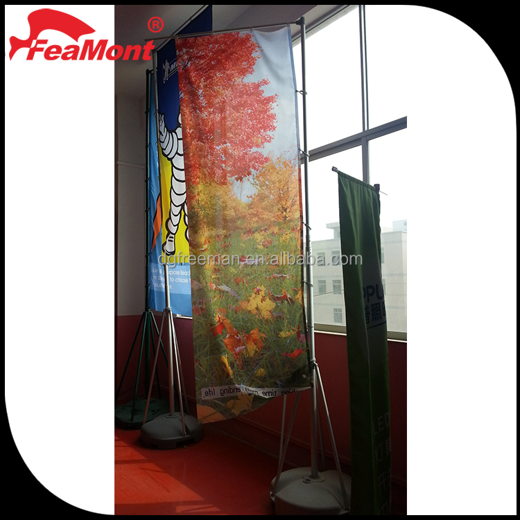 Sublimation,silk screen,digital printing,dyeing or pigment Plastic feather flag