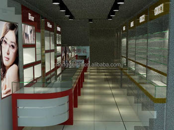 Optical Display Cabinets Furniture Signs