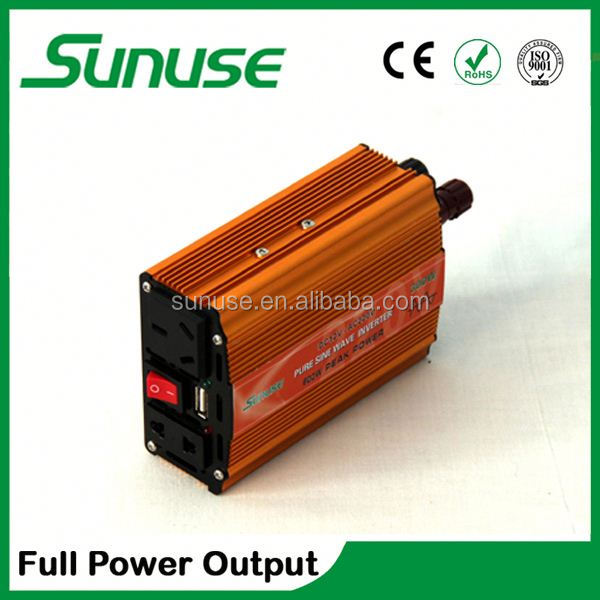 intelligent power inverter 400W om 401 la dc ac inverter