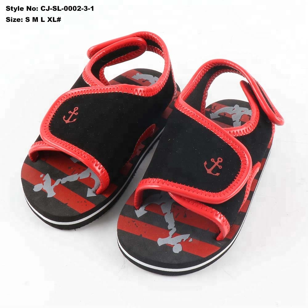 835450888e7 O logotipo do cliente preço baixo bebê sandálias esporte sandália Ocasional