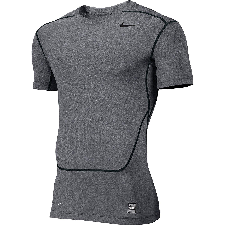 Nike Pro Combat Base Layer 533329 022 Men Size X-Large