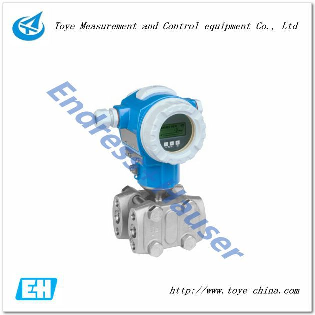 Long stability E+H/Endress+Hauser Deltabar S PMD75 Differential pressure transmitter