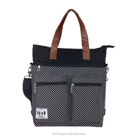 High Quality Trendy 8848 Polyester Wholesale Tote Bag Handbag