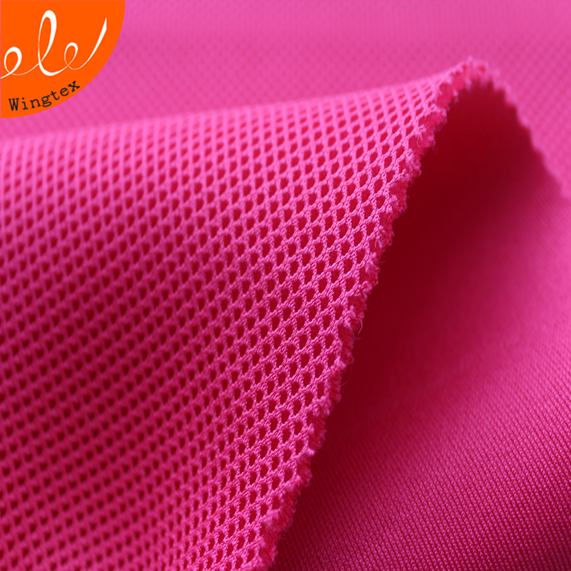 3D Mesh Spacer Soft Knited Fabric