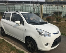 4 Seat High Speed Electric Car For Adult