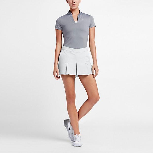 Lady Plissee Golf Rock,Sport Rock Weiß Tennis Rock - Buy Golf Rock ...