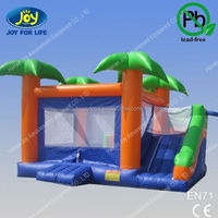 2014 golden professional supplier rent jumping castle