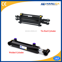 Tie rod and Weld Series Double Acting Agricultural Hydraulic Cylinder