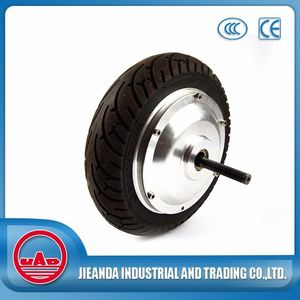 Made in china electric tricycle wheel hub motor 8 inch 200w