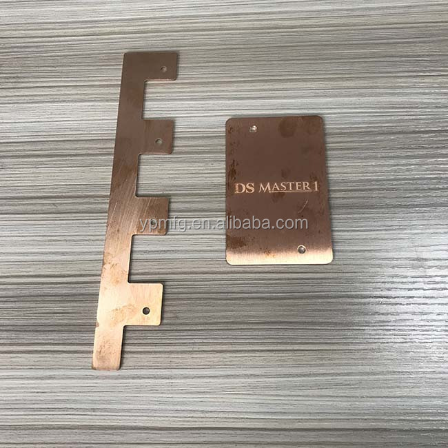 Oem surface treatment as customer request cnc laser cutting machining