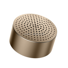 Metal Body Xiaomi Portable Bluetooth Speakers with Built-in Mic Wireless Mega Bass Speaker